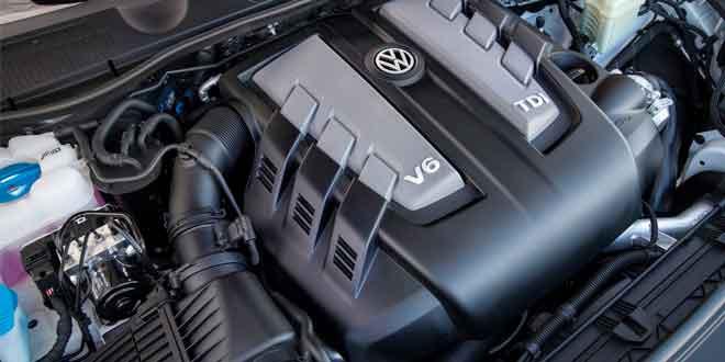 В США одобрили фикс дизельного двигателя Volkswagen 3.0 TDI