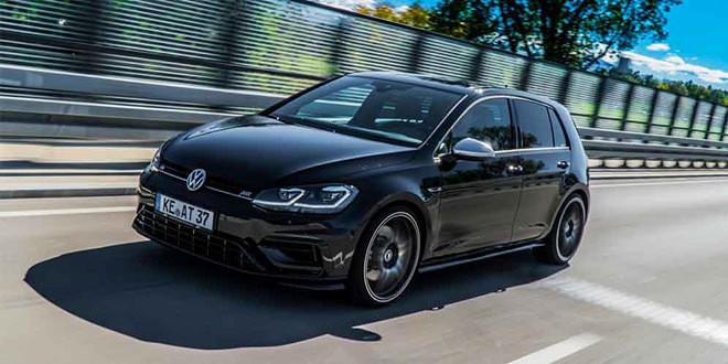 Новый тюнинг Volkswagen Golf R до 400-сил от ABT Sportsline