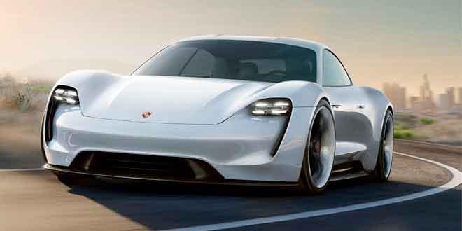 Porsche возглавит движение электирификации автоиндустрии