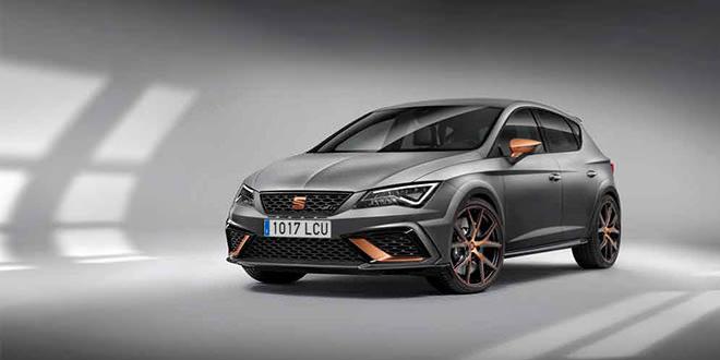 Самый мощный SEAT Leon Cupra R Limited запускают в Британии