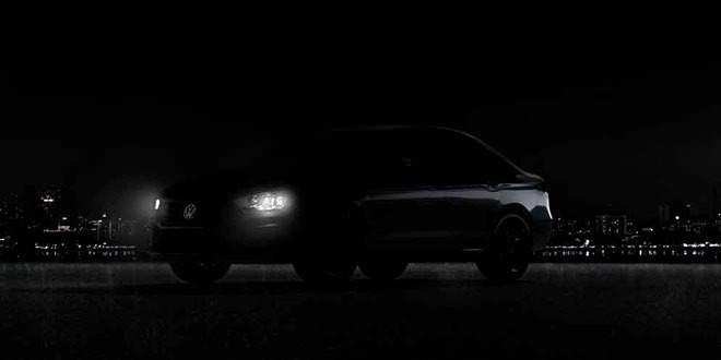 Первый официальный тизер Volkswagen Jetta