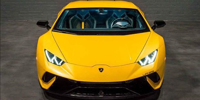 Первая Lamborghini Huracan Performante от Underground Racing