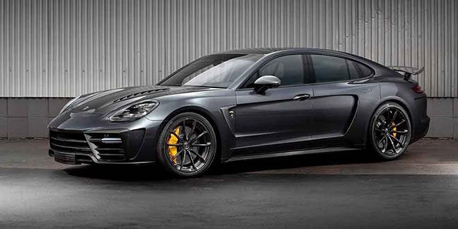 TopCar подготовил новый тюнинг Porsche Panamera Stingray GTR