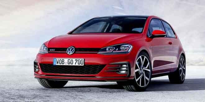 Volkswagen начнет гибридизацию хот-хэтчей