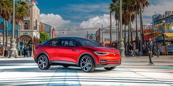 Электрокроссовер VW I.D. Crozz утверждён к выпуску в 2020 году