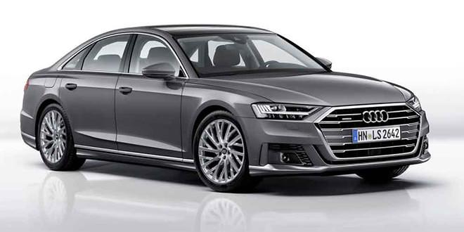 Для Audi A8 подготовили новый набор Sport Package