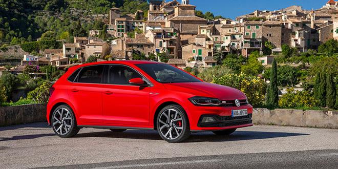 В Германии открыт приём заказов на VW Polo GTI. Известна цена