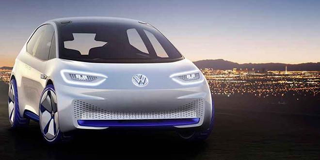 Серийный Volkswagen I.D. выпустят в конце 2019 года