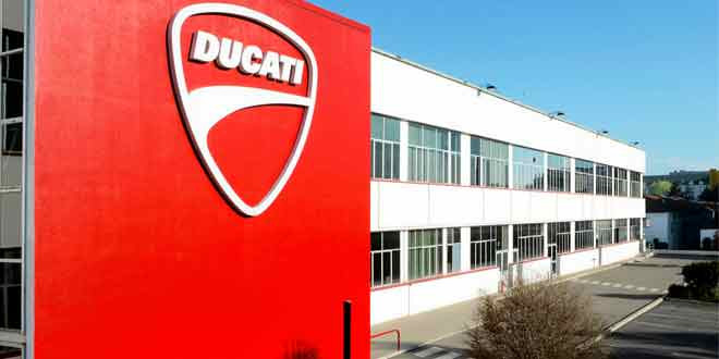 Боссы Audi передумали продавать компанию Ducati