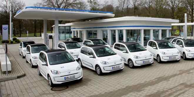 Volkswagen построит 2 800 станций подзарядки в США