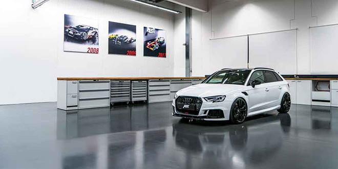 Вышел новый тюнинг Audi RS3 от ABT Sportsline до 500-сил