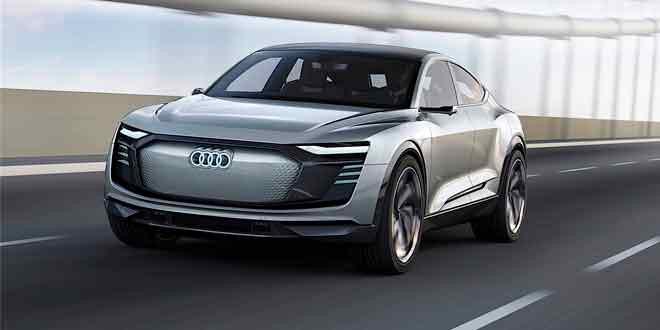Электромобиль Audi e-tron уже доступен для заказа в Европе