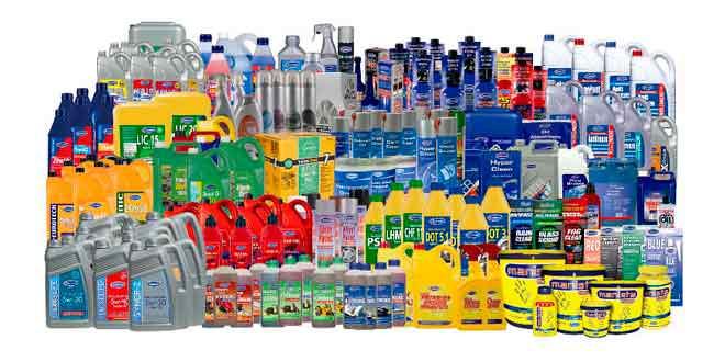 Химия для авто — лучший выбор на сайте iwycar.com.ua