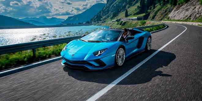 Замена для Lamborghini Aventador может быть гибридом