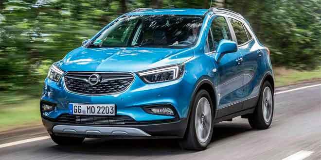 Opel Mokka X в Украине от Автоцентра на Столичном