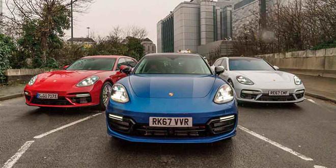 Универсалы Porsche Panamera перевезли золота на $13,9 млн
