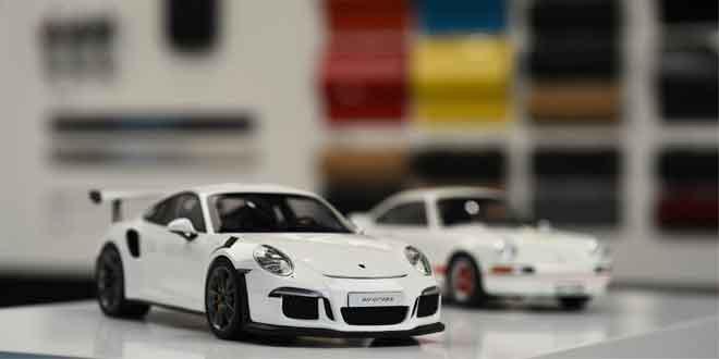 Компания Porsche открыла 100-й шоу-рум в Китае