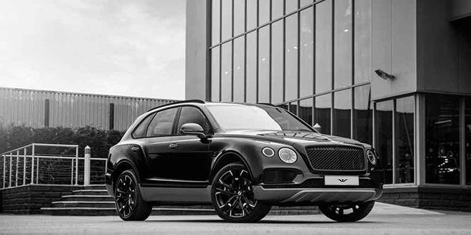 Bentley Bentayga получил апгрейд до 710-сил от Wheelsandmore