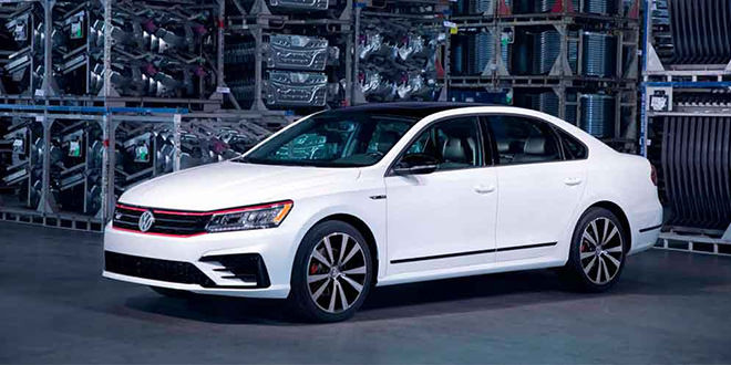 В Детройте покажут новый Volkswagen Passat GT 2018