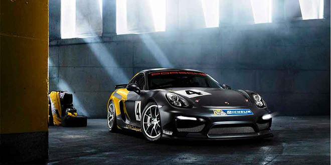 Новый Porsche Cayman GT4 Clubsport выпустят в 2019 году