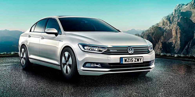 Рестайлинг Volkswagen Passat покажут в этом году