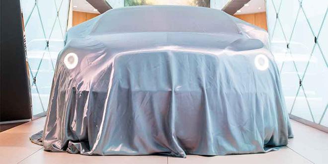 Компания Bentley подготовила сюрприз для Женевского автошоу