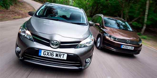 Компания Toyota — вечный конкурент Volkswagen