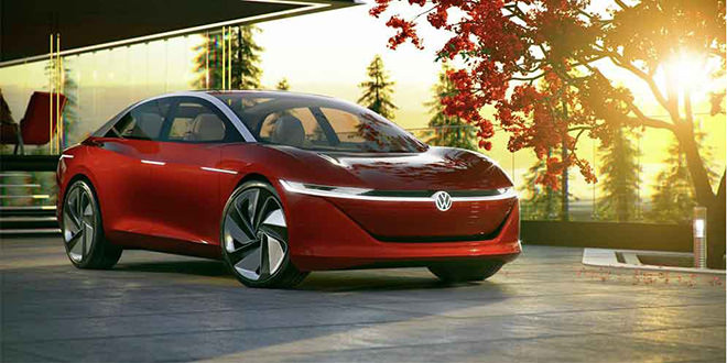 К 2022 году VW будет выпускать электромобили на 16 заводах