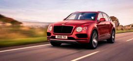 Bentley анонсировал новинки для Пекинского автосалона 2018