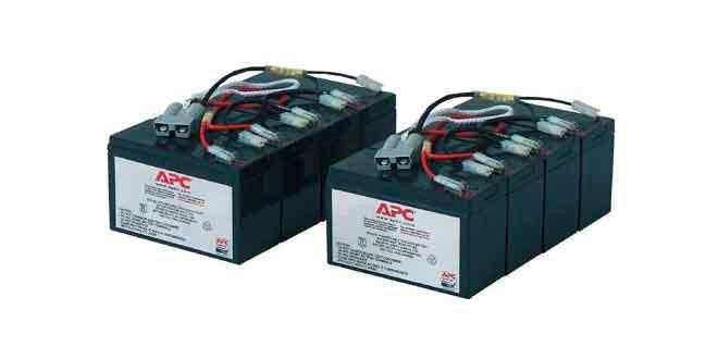 Как подобрать аккумуляторы для ИБП производителя APC
