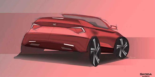 Стажеры Skoda сделали Karoq Cabriolet, только как концепт
