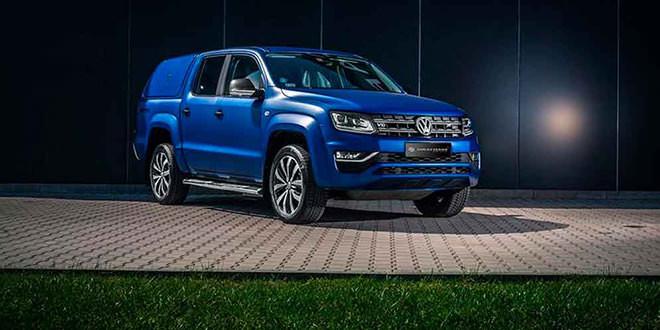 Carlex добавил премиальных материалов VW Amarok Aventura
