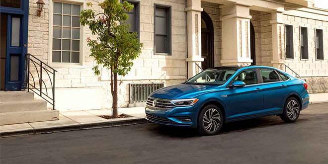 Volkswagen Jetta нового поколения поступает в продажу. Цены