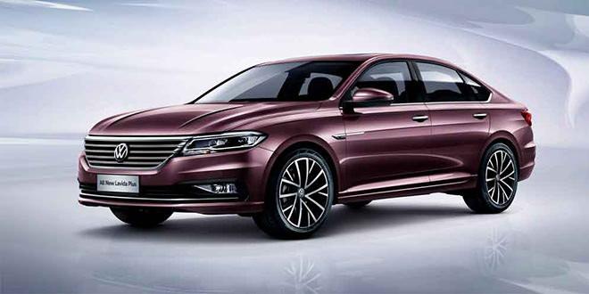Новый седан Volkswagen Lavida показали в Пекине официально