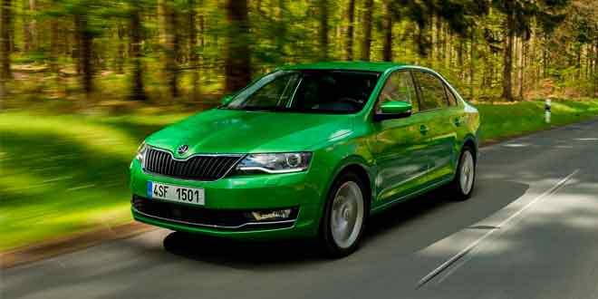 Автомобили Skoda — народный выбор в Украине
