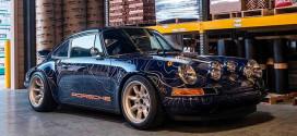 Singer сделал новый классический Porsche 911