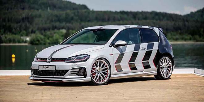 Стажёры VW сделали два особых концепта из Golf