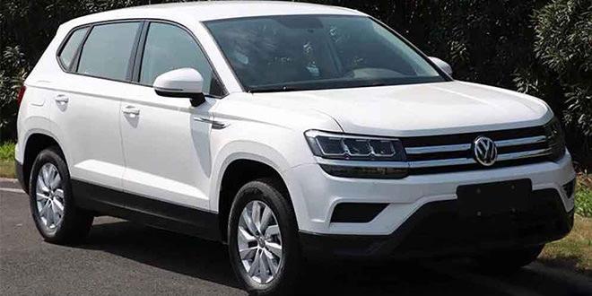 Volkswagen Tharu — китайская Skoda Karoq с лицом Atlas