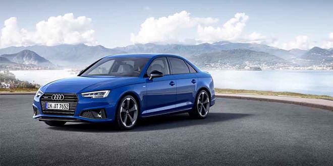 Седан и универсал Audi A4 обновились на 2019 год