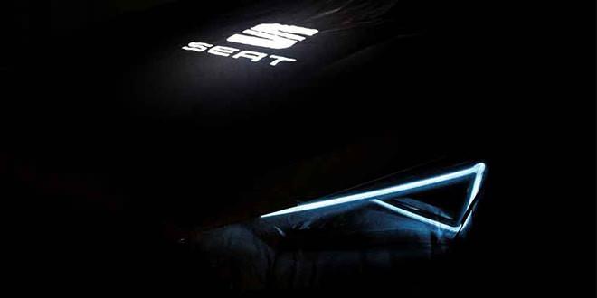 Кроссовер SEAT Tarraco на тизере перед премьерой 18 сентября