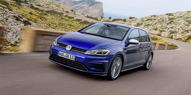 Мощность Volkswagen Golf R урезали на 10 л.с.