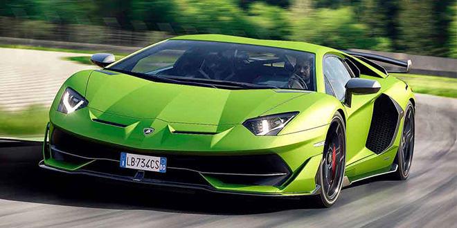 Самый быстрый Lamborghini Aventador SVJ показали официально