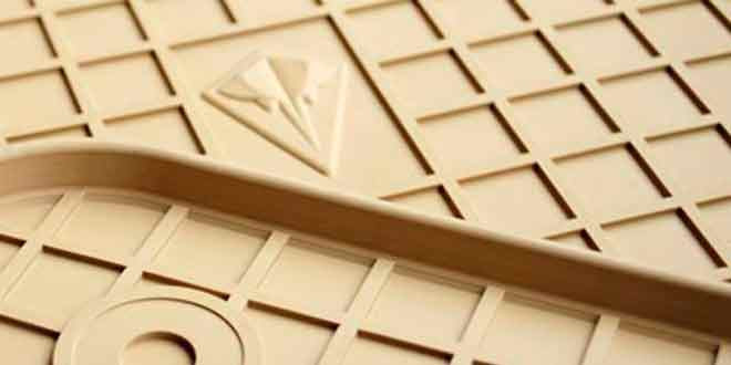 Stingray — резиновые коврики с салон VOLKSWAGEN Passat B7