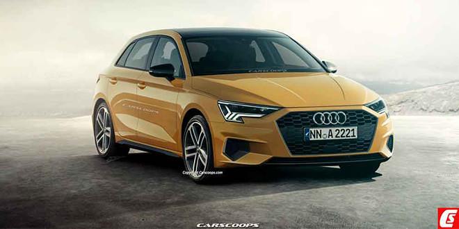 Audi A3 нового поколения. Что известно о модели сейчас