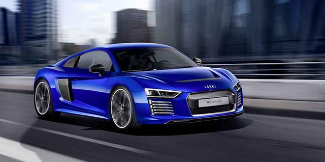 Суперкар Audi R8 следующего поколения перейдет на электро