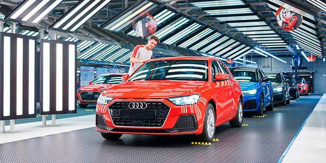 SEAT начинает производство Audi A1 Sportback в Испании