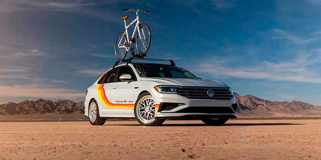 Volkswagen везет на SEMA три тюнингованные Jetta