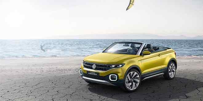 Volkswagen: к 2025 году половина моделей будет кроссоверами
