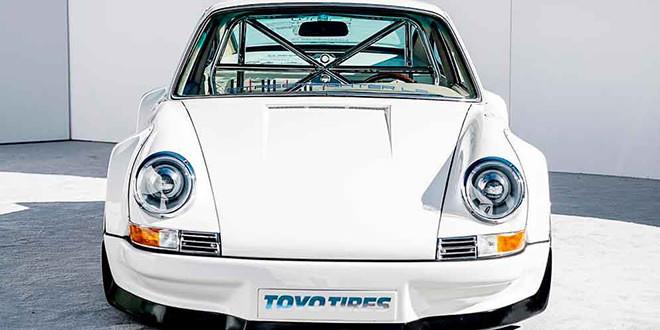 Классическая Porsche 911 променяла ДВС на 700 электро-сил