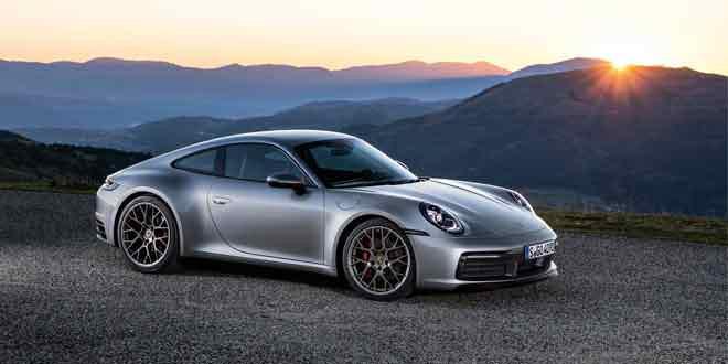 Porsche 911 нового поколения окончательно рассекречен